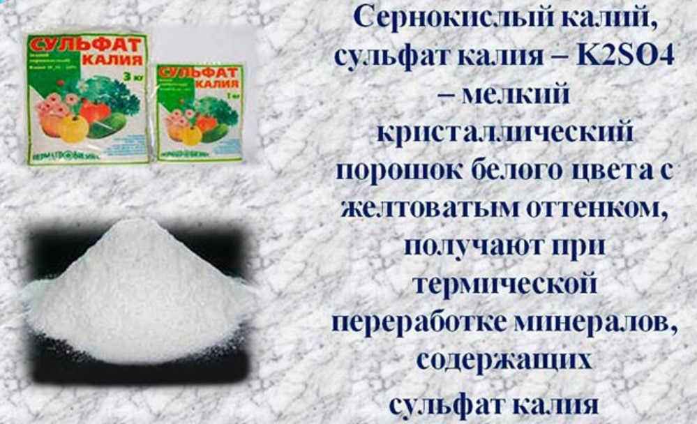 сернокислый1